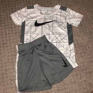 Baby Nike outfit worn once